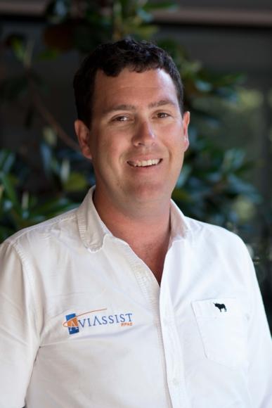 Ross Anderson Aviassist managing director