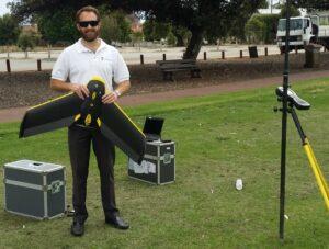 ebee aerial survey