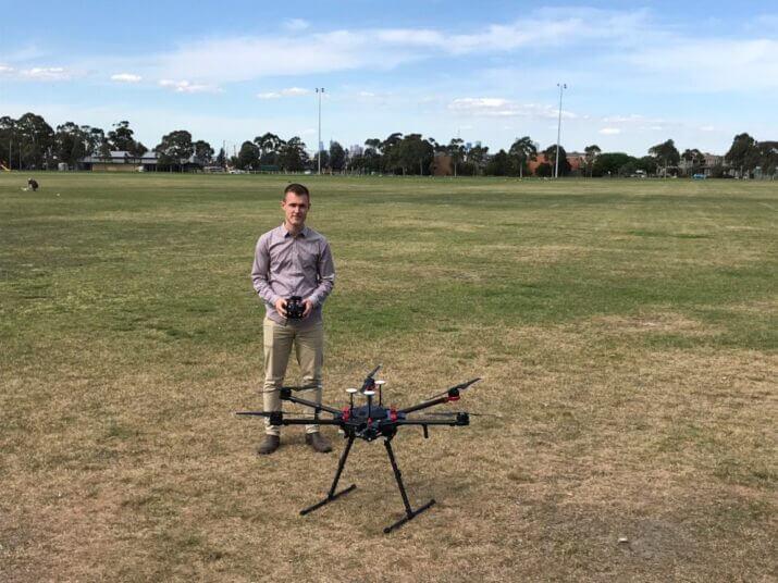 drone scholarship