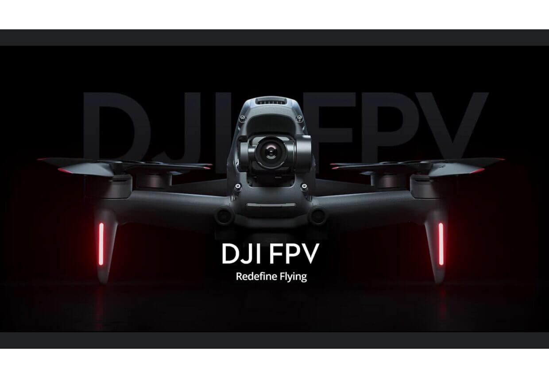 DJI FPV Drone EVLOS